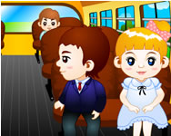 School bus kiss online j�t�k