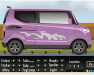 Tune my Honda Step bus online j�t�k